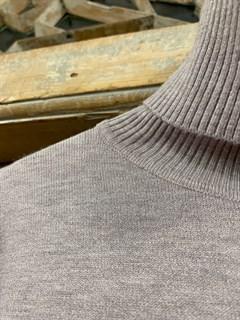 ВОДОЛАЗКА базовая (из кашемира с шерстью и эластаном) - фото 10518
