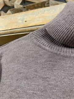 ВОДОЛАЗКА базовая (из кашемира с шерстью и эластаном) - фото 10530