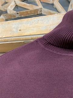 ВОДОЛАЗКА базовая (из кашемира с шерстью и эластаном) - фото 10537