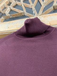 ВОДОЛАЗКА базовая (из кашемира с шерстью и эластаном) - фото 10538