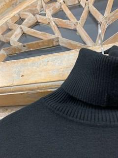 ВОДОЛАЗКА базовая (из кашемира с шерстью и эластаном) - фото 10553