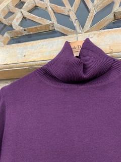 ВОДОЛАЗКА базовая (из кашемира с шерстью и эластаном) - фото 10559