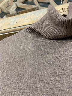 ВОДОЛАЗКА базовая (из кашемира с шерстью и эластаном) - фото 10568