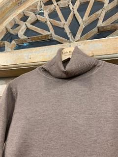 ВОДОЛАЗКА базовая (из кашемира с шерстью и эластаном) - фото 10570