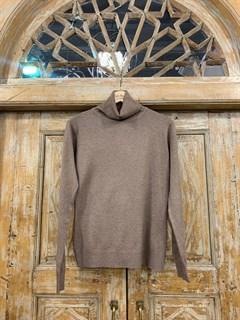 ВОДОЛАЗКА базовая (из кашемира с шерстью и эластаном) - фото 10571