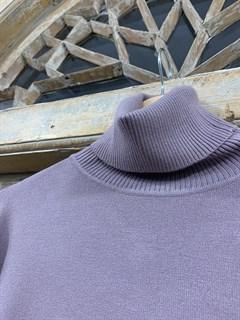 ВОДОЛАЗКА базовая (из кашемира с шерстью и эластаном) - фото 10593