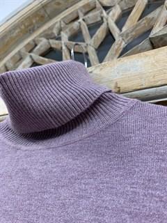 ВОДОЛАЗКА базовая (из кашемира с шерстью и эластаном) - фото 10596
