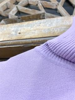 ВОДОЛАЗКА базовая (из кашемира с шерстью и эластаном) - фото 10603