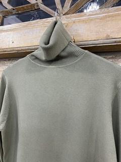 ВОДОЛАЗКА базовая (из кашемира с шерстью и эластаном) - фото 10608