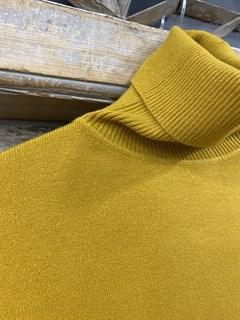 ВОДОЛАЗКА базовая (из кашемира с шерстью и эластаном) - фото 10617