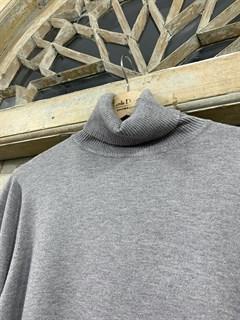 ВОДОЛАЗКА базовая (из кашемира с шерстью и эластаном) - фото 10635