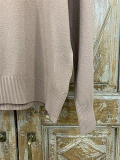 ВОДОЛАЗКА базовая (из кашемира с шерстью и эластаном) - фото 10641