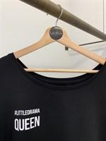 ФУТБОЛКА женская LD-Queen с широким вырезом - фото 4922