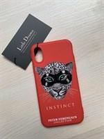 "ЧЕХОЛ для iPhone 10 ""INSTINCT"" - фото 5850"