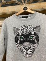 "СВИТШОТ PNC ""Леопард в маске"" (Хлопок) - фото 5930"