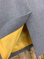 ЮБКА-КАРАНДАШ миди со шлицей, 64 см - фото 7171