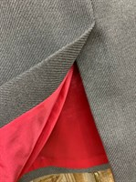 ЮБКА-КАРАНДАШ миди со шлицей, длина 66 см - фото 7174
