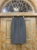 ЮБКА-КАРАНДАШ миди со шлицей, длина 66 см - фото 7175