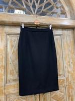 ЮБКА-КАРАНДАШ из шерсти, длина 66 см - фото 7181