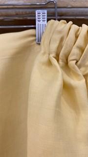 ТОП круизный без плеч, рукава на резинке (премиум ЛЕН) - фото 8091