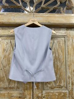ЖИЛЕТКА для костюма-тройки (из тонкой Шерсти) - фото 8671