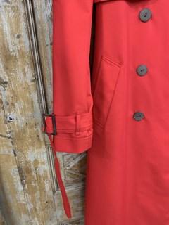 ТРЕНЧКОТ классический, длинные паты на плечах и рукавах (60/40 Хлопок с пэ пропиткой), длина 125 см - фото 9252