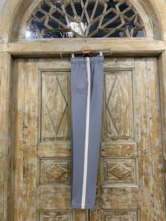 ЛАУНЖ-КОСТЮМ классический, из джерси, с лампасами - фото 9442