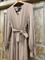 ПЛАТЬЕ-МИДИ с V-вырезом, талией на резинке, оборкой на юбке и рукавами на сборке (Вискоза-Твил) - фото 10393