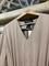 ПЛАТЬЕ-МИДИ с V-вырезом, талией на резинке, оборкой на юбке и рукавами на сборке (Вискоза-Твил) - фото 10395