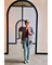 ЖАКЕТ минималистичный без застежек, длинный (Жаккард) - фото 5490