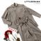 КОСТЮМ ЛЬНЯНОЙ (рубашка свободная и брюки зауженные на резинке с поясом-бант) - фото 5502