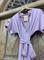 ПЛАТЬЕ на запАхе с рукавами-кимоно, отрезной юбкой полуклеш - фото 7587
