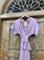 ПЛАТЬЕ на запАхе с рукавами-кимоно, отрезной юбкой полуклеш - фото 7588