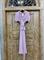 ПЛАТЬЕ на запАхе с рукавами-кимоно, отрезной юбкой полуклеш - фото 7589