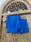 ТОП круизный без плеч, рукава на резинке (вискоза с хлопком) - фото 8140