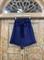ШОРТЫ круизные с отворотом, на резинке (ЛЕН с ХЛОПКОМ, удлиненные) - фото 8205