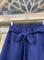 ШОРТЫ круизные с отворотом, на резинке (ЛЕН с ХЛОПКОМ, удлиненные) - фото 8206