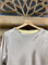 БЛУЗКА двустороняя, минималистичная, косой крой (из атласа) - фото 8471