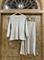ЮБКА атласная, трапеция двойная двусторонняя по косой, с разрезом - фото 8485